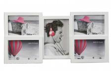 Cadre Multi Photos Newton Blanc , deco design