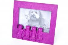 Cadre Photo Kare Design 10X15 Bulldog Violet, deco design