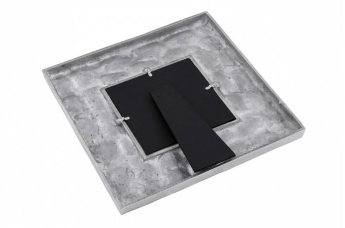 cadre photo en aluminium scoop cadres photos pas cher. Black Bedroom Furniture Sets. Home Design Ideas