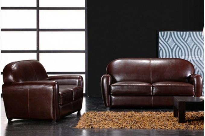 canap club 3 places pas cher. Black Bedroom Furniture Sets. Home Design Ideas