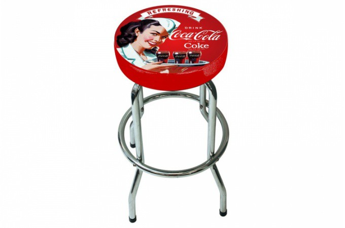 Tabouret de bar pin up pas cher - Tabouret de bar en pin ...