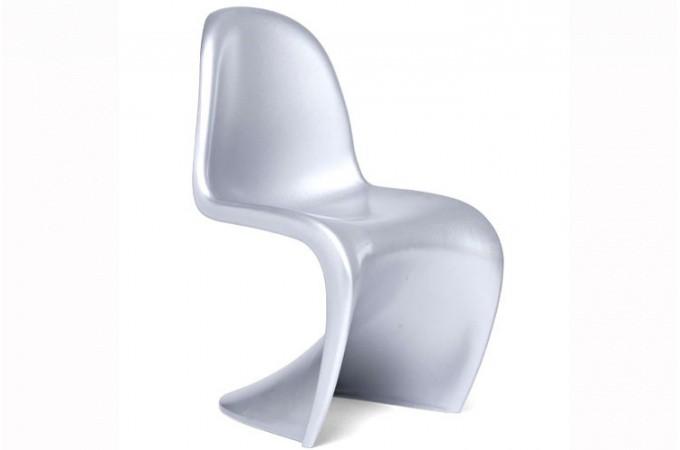 chaise phantom argent pas ch re chaise design pas ch re. Black Bedroom Furniture Sets. Home Design Ideas