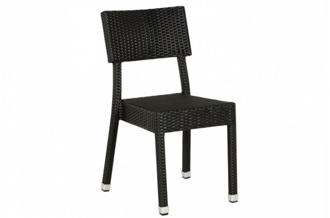 chaise en osier design biarritz chaises design pas cher. Black Bedroom Furniture Sets. Home Design Ideas