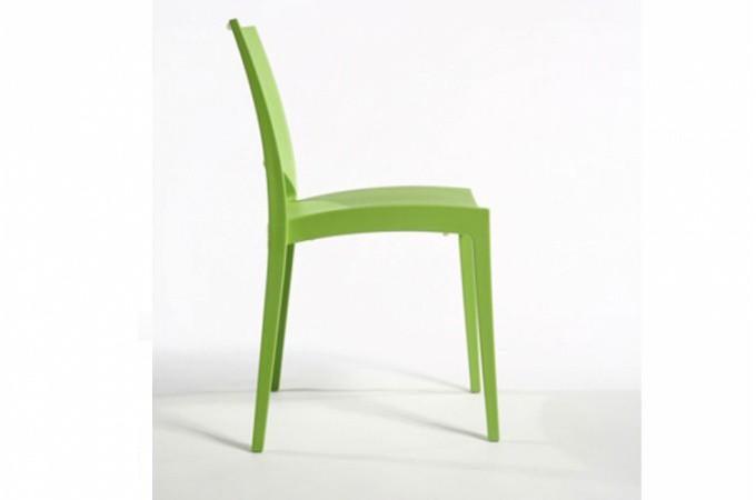 Pomme VENISE Chaise Design Vert