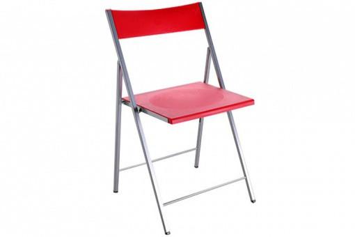Chaise pliante rouge bilbao chaises pliantes pas cher - Chaise pliante rouge ...