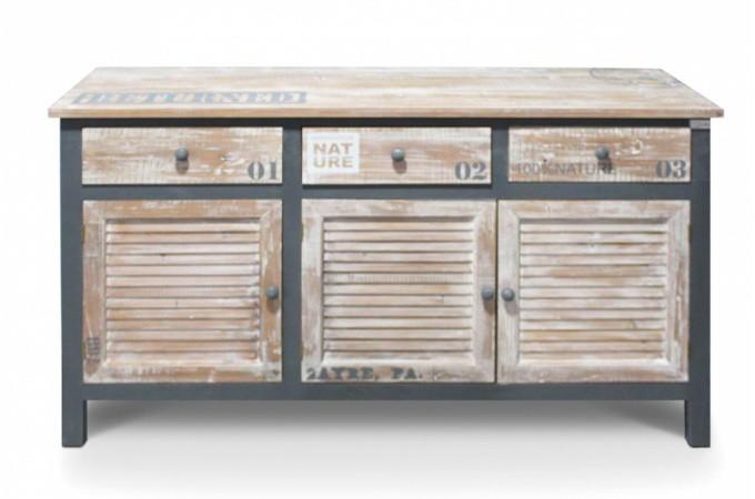 commode en bois pas cher. Black Bedroom Furniture Sets. Home Design Ideas