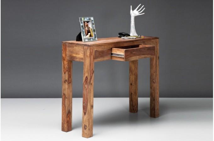 console en bois pinia consoles pas cher declik deco. Black Bedroom Furniture Sets. Home Design Ideas