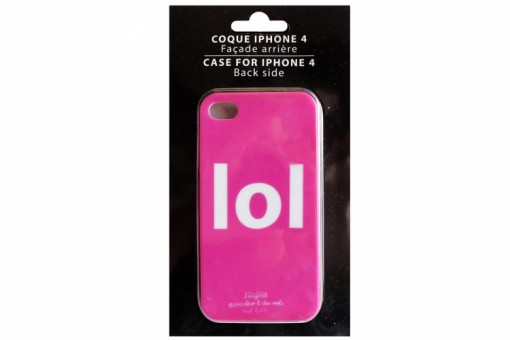 Coque Iphone 4G Lol