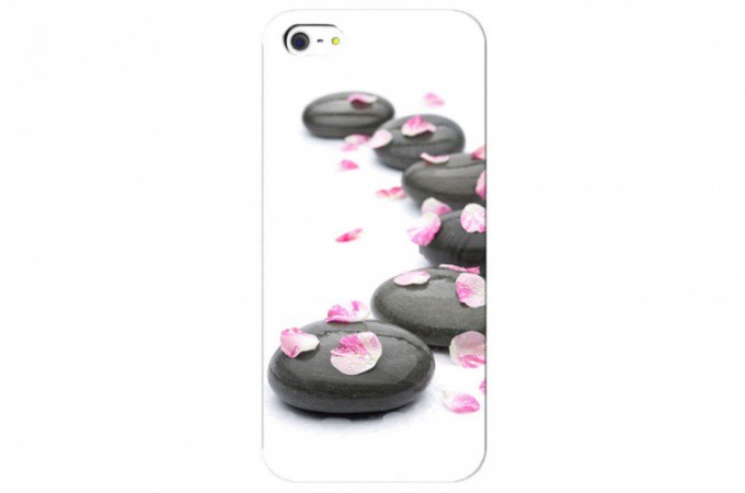 coque iphone 4 et 4s galet zen coques iphone 4 et 4s pas cher. Black Bedroom Furniture Sets. Home Design Ideas