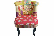 Fauteuil Crapaud Fauteuil Crapaud Patchwork, deco design