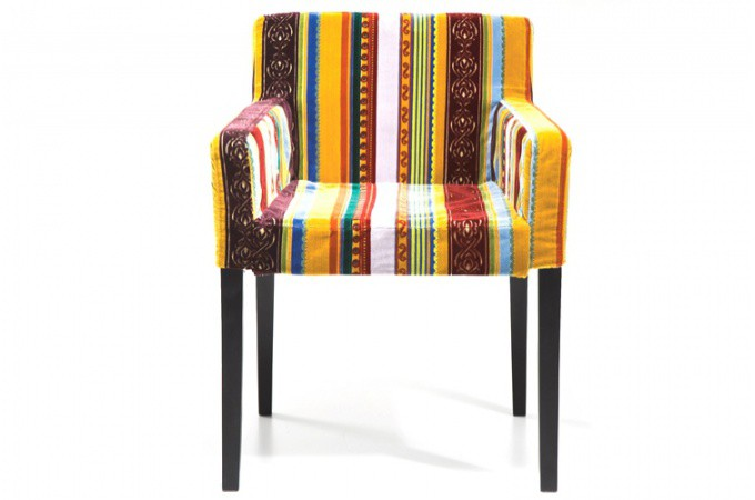 fauteuil color style british britany - Fauteuil Colore