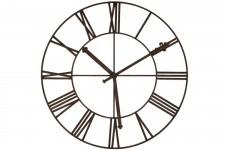 Grande horloge décorative Kare Design en fer forgé Ira, deco design