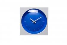 Horloge Kare Design Bleu Tictac, deco design