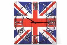 Horloge Design Horloge Kare Design de Style British 90X90 cm, deco design