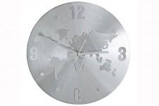 Horloge Design Horloge Kare Design Metal World, deco design