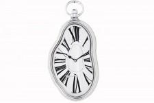 Horloge Design Horloge Murale Kare Design Déformée, deco design