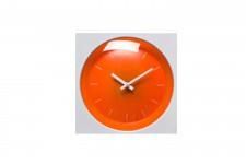 Horloge Design Horloge Kare Design Orange Tictac, deco design