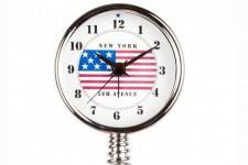 Horloge Ressort New York , deco design