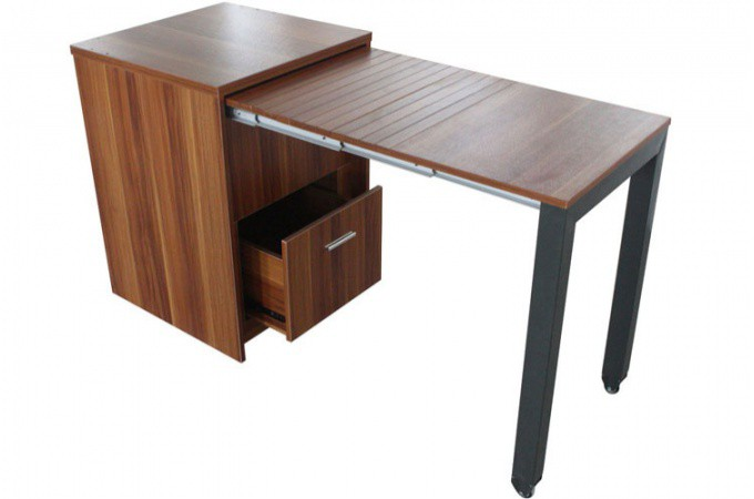 commode transformable en bureau ch ne clair bureau