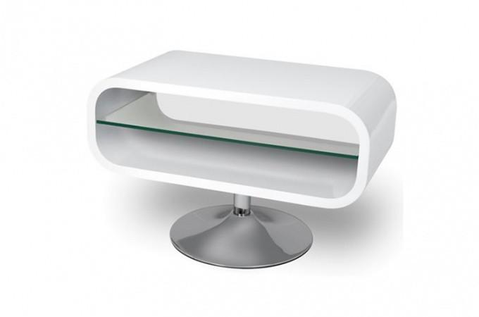 Meuble TV Design pour votre Salon  Declik Deco  page 1 -> Meuble Tv Design Pop Blanc Laque