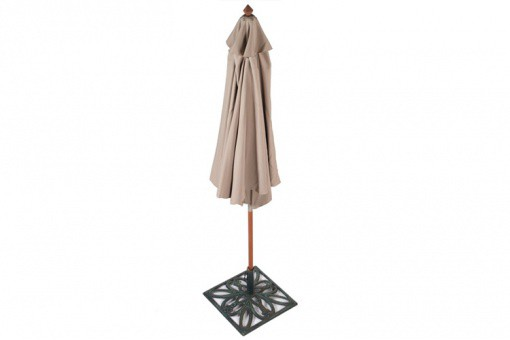 Parasol Ombro taupe