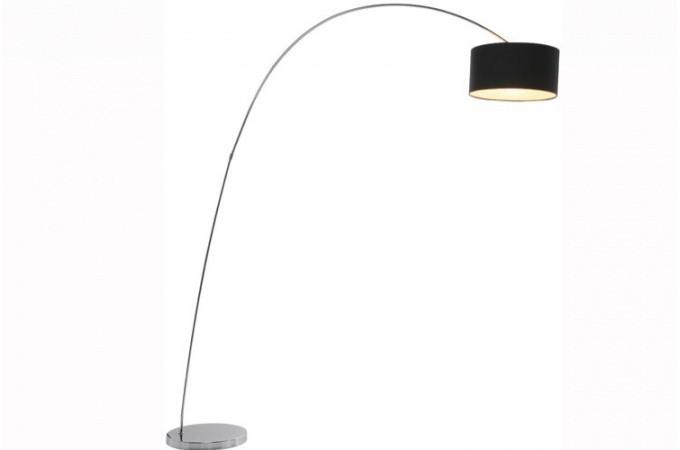 lampe arc noir pas ch re lampadaire arc retro. Black Bedroom Furniture Sets. Home Design Ideas