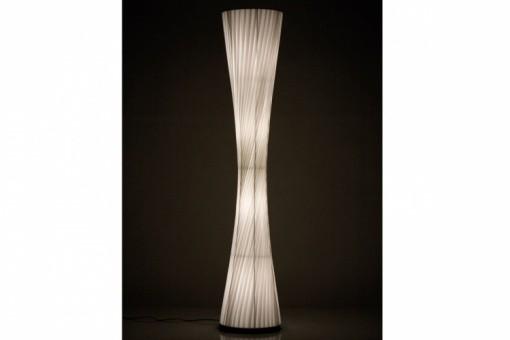 lampe design blanche hauteur de 180 cm grand lampe design blanche declikdeco. Black Bedroom Furniture Sets. Home Design Ideas