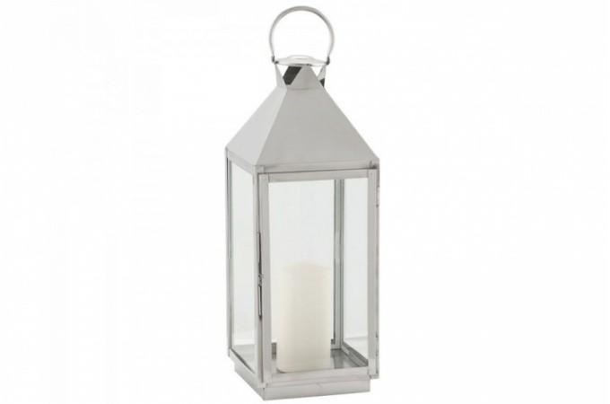 Lanterne En Aluminium Paty 70 Cm Lampadaires Pas Cher