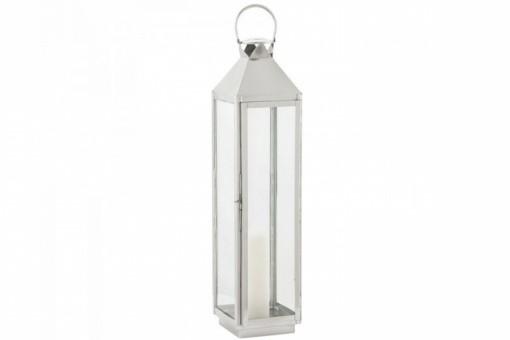 lanterne en aluminium paty 90 cm lampadaires pas cher. Black Bedroom Furniture Sets. Home Design Ideas