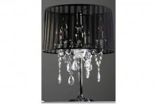 Lampe Baroque PM noir, deco design