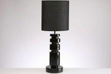 Lampe à Poser Lampe design en Céramique Noir Bahia, deco design