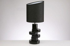 Lampe à Poser Lampe design Pieds Noirs Torsadés, deco design