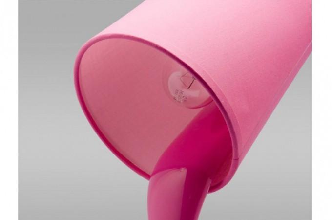 lampe design peinture fushia lampes poser pas cher. Black Bedroom Furniture Sets. Home Design Ideas