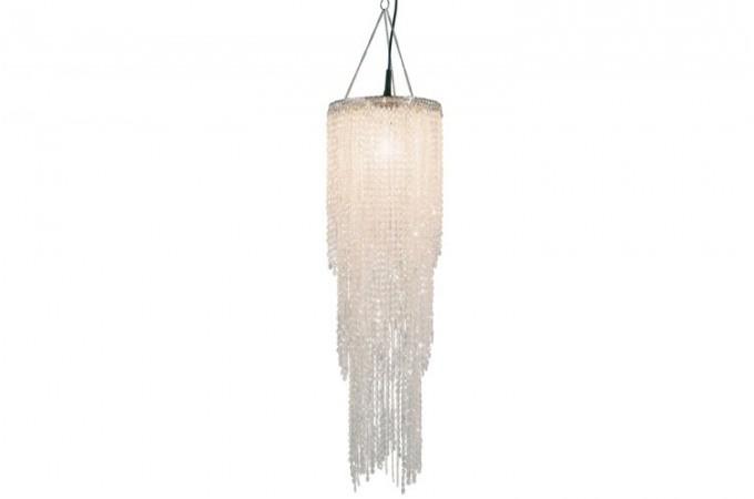abat jour diamant blanc castafiore lustres suspensions. Black Bedroom Furniture Sets. Home Design Ideas
