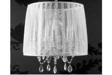 Lustre Baroque Cosy Blanc - Lustre et suspension design