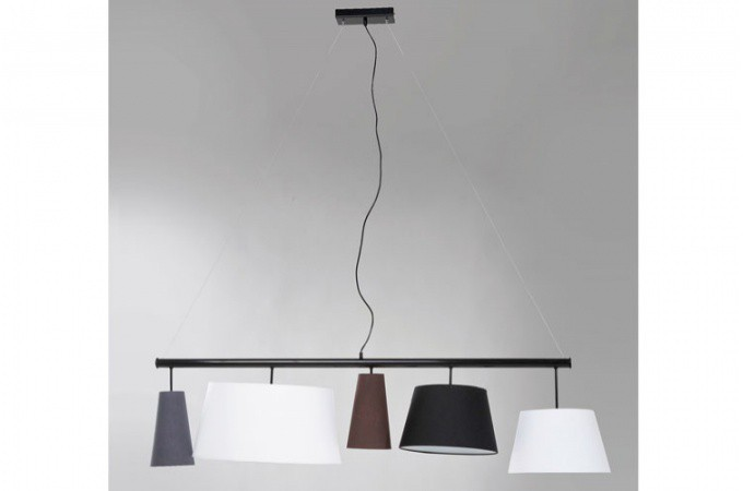 Lustre suspension design achat luminaire design for Luminaire lustre design