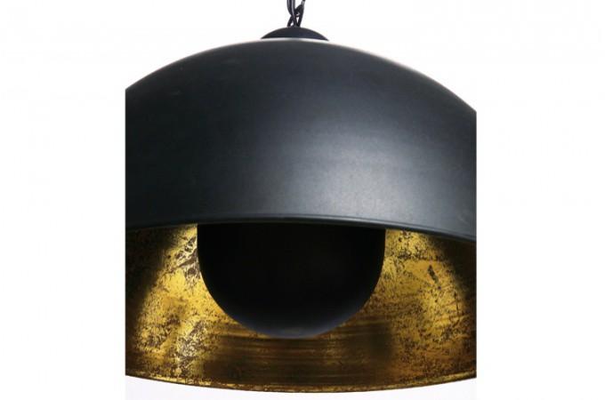 suspension en m tal atelier noire sormiou suspension en. Black Bedroom Furniture Sets. Home Design Ideas