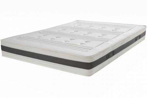 matelas ebac monaco hdflex viscotherm memoire de forme 140x190. Black Bedroom Furniture Sets. Home Design Ideas