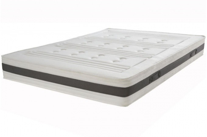 matelas ebac monaco hdflex viscotherm memoire de forme 160x200. Black Bedroom Furniture Sets. Home Design Ideas