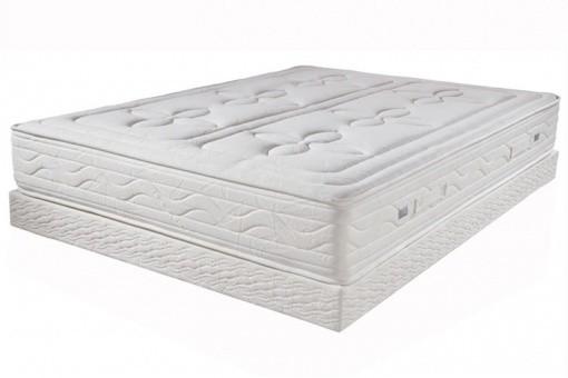 matelas ressort ensach s mousse m moire de forme h 24 cm 140x190 matelas pas cher. Black Bedroom Furniture Sets. Home Design Ideas