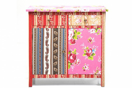 KARE DESIGN - Commode patchwork Tiffany