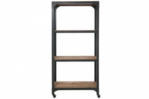 etag re industrielle en bois etag re en bois pas ch re. Black Bedroom Furniture Sets. Home Design Ideas