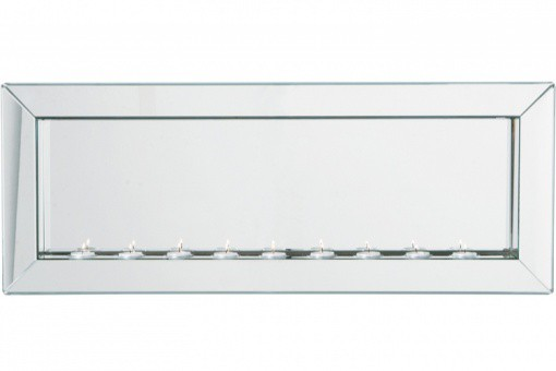 Grand Miroir 91 X 35 Cm Snow