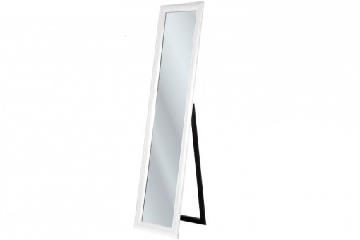 Grand miroir blanc design miroir d co et tendance sur for Grand miroir blanc