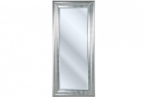 grand miroir vertical argent prima 90 x 200 cm declikdeco