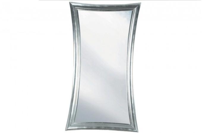 Miroir argent slim declikdeco for Miroir seducta 90 cm