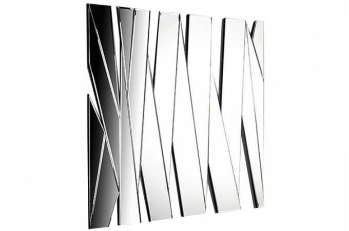Miroir en verre martino 80x80 cm miroirs pas cher declik for Miroir 80x80