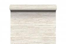 Papier Peints Brique & Pierre Papier Peint Lamelles Beiges en Strates , deco design