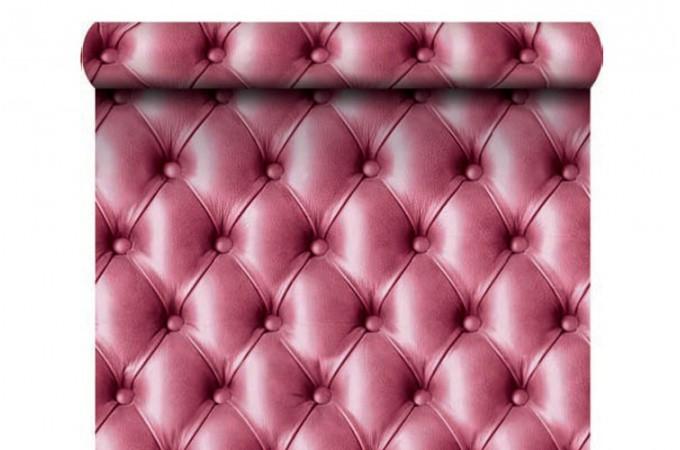 papier peint capitonn rose papiers peints capitonn s. Black Bedroom Furniture Sets. Home Design Ideas