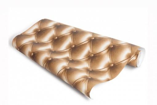 papier peint capitonn beige caramel papiers peints capitonn s pas cher. Black Bedroom Furniture Sets. Home Design Ideas
